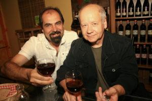 vzpomínání u vínečka