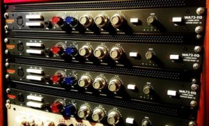 Legendary preamps